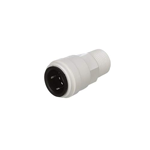 Watts P-810 Quick Connect Male Straight Adapter by Watts Brass & Tubular