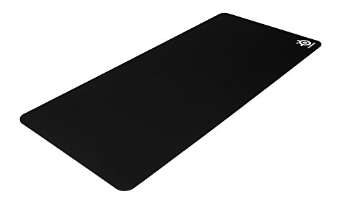 SteelSeries QcK Gaming Surface - XXL Thick Cloth - Best Selling Mouse Pad of All Time - Sized to Cover Desks