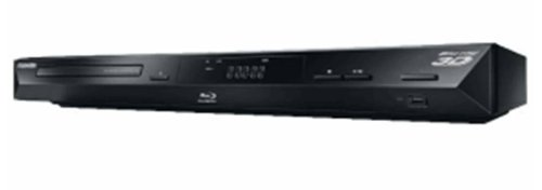 Toshiba BDX3100KE 3D-Blu-ray-Player (HDMI, Upscaler 1080p, DivX, USB) schwarz
