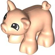 LEGO DUPLO Baby Piglet Minifigure de 10952 (Enbolsado)