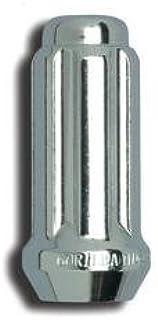 Gorilla Automotive 91187HTB Heat Treated Acorn Bulge Lug Nuts 1//2-Inch Thread Size