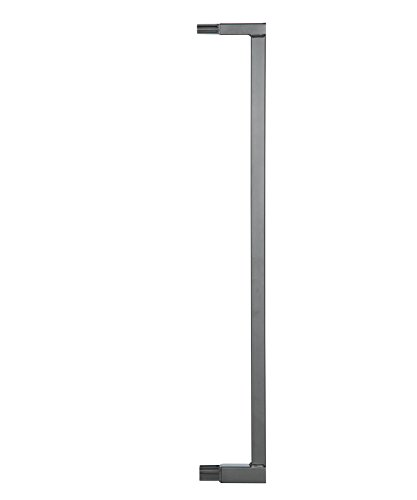 Geuther, Extension de Barrière Easylock Plus, Argenté, Métal, 8 cm