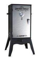 Camp Chef Smoke Vault 18-inch Stainless Steel Door