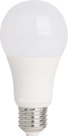 bombilla LED 12W optonica blanco natural, pack 10unidades)