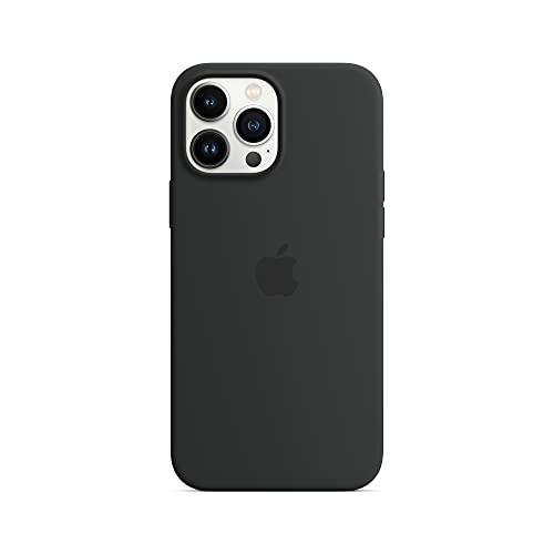 Apple SilikonHülle mit MagSafe (für iPhone 13 Pro Max) - Mitternacht