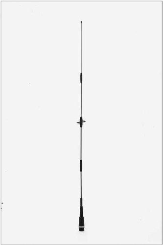 CA-2X4SR CA2X4SR CA-2x4 Original Comet Dual Band VHF/UHF Mobile Antenna W/Fold-Over Hinge 140-160/435-465 MHz - UHF Male (PL-259)