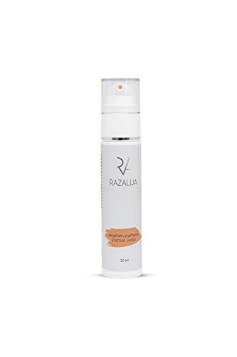 REJUVENATING Face Cream 50 ml, Natural & Ecologic Ingredients
