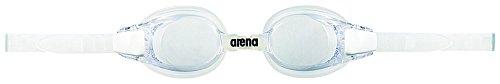 arena(アリーナ) 水泳 ゴーグル グラス ジュニア クッションタイプ フリーサイズ AGL-5100J クリア×クリア(CLA) くもり止め