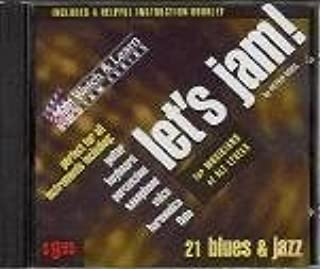 Let's Jam! CD Jazz & Blues (Watch & Learn Jam Series)