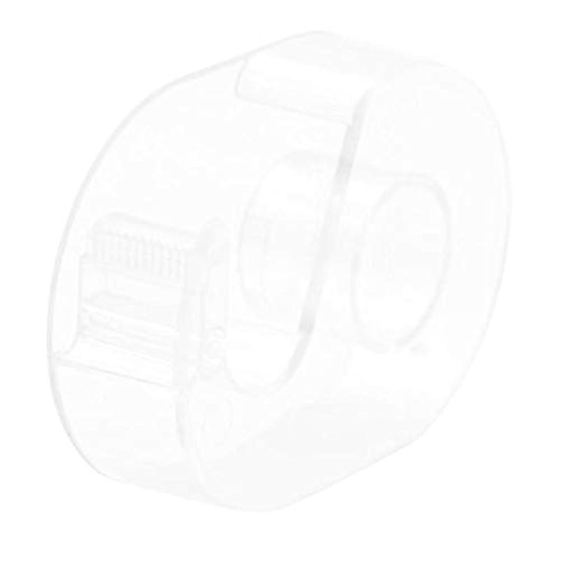 ハイランド緯度分布透明プラスチック和紙テープディスペンサー和紙テープカッター主催ホルダー学校オフィス工場用品文房具