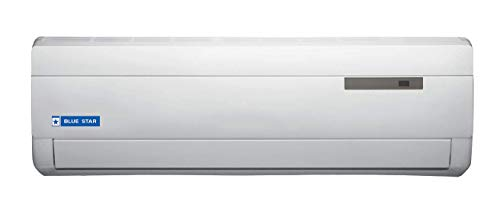 Blue Star 0.75 Ton 3 Star Split AC (Copper, BI-3HW09SAFU, White)