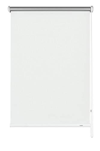 havalime GARDINIA Thermo-Rollo mit Thermo-Rückseite zum Klemmen oder Kleben, Höchste Lichtreflektion, Energiesparend, Lichtundurchlässig, EASYFIX Rollo Thermo (weiß, 68 x 215 cm)