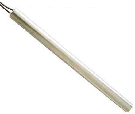 Easyricambi Resistenza CANDELETTA ACCENSIONE per Stufa A Pellet 300W 155MM 10MM; Diametro 10MM; per EXTRAFLAME TMC dal ZOTTO