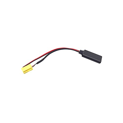 ZHANGQING QQINGZHANG Adaptador de módulo Bluetooth del automóvil 4.1 Adaptador de Cables auxiliares inalámbricos Receptor de Radio 6pin Fit para Renault Clio Kangoo Megane Scenic 2005-2011