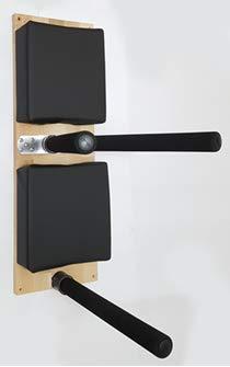 SmartMode Muñeca de Madera Wing Chun Kung Fu Alternativa luz/con Brazos de Resorte