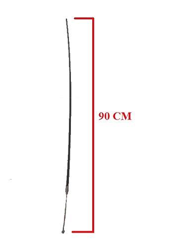 0660438 Câble Fil frein à main microcar Virgo I II III