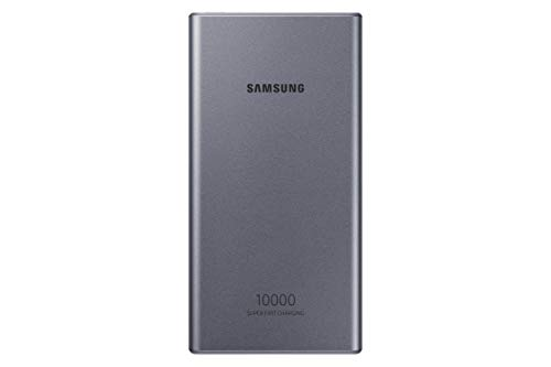 Samsung Powerbank 10.000 mAh (USB A, Type-C), Dark Gray