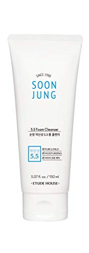 Korean foam cleanser, Best korean foam cleanser, Best korean cleansing foam