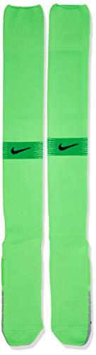 Nike U NK MATCHFIT OTC-Team Socks, Green Strike/Green Spark/Black, L