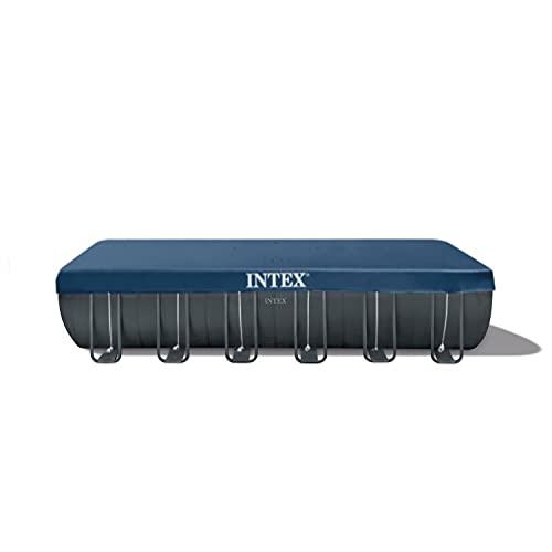 Intex Recreational Inc. 26363EH Intex-24' X 12' X 52' Ultra XTR Rectangular Set Pool, 24ft X 12ft X...