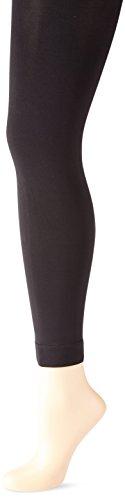 Nur Die Damen 711480 Legging, Schwarz (schwarz 94), 48 (HerstellerGröße: 44-48=L)