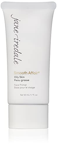 jane iredale Smooth Affair For Oily Skin Facial Primer and Brightener, 1.7 Fluid Ounce