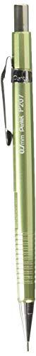 Pentel P207 Sharp Mech Pencil 0.7mm Met.Celdn