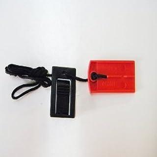 Treadmill Key 1 Red Insert