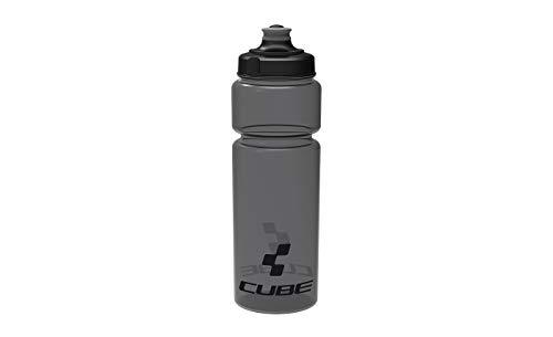 Cube - Wasserflasche (0,75l)., schwarz, 0.75Ltr