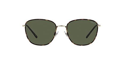 Polo Ralph Lauren Gafas de sol cuadradas Ph3134 para hombre