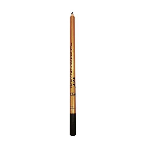 Kapian Eyeliner Eyebrow Pencil Lip Liner,Multi-Funktions Waterproof Augenbrauenstift, 3 IN 1 Eyebrow Eyeliner Lip Liner Pencil wischfest Kosmetik Make-up-Tool Super Liner für Einen Präzisen Lidstrich