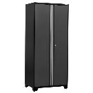 NewAge Products Pro 3 Series 85 in. H x 36 in. W x 24 in. D 18-Gauge Welded Steel 36 in. Multi-Use Locker in Gray-52005 - The Home Depot