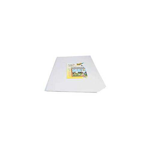 Velofex Selbsthaftende Window-Color-Folie 35 x 50 cm, Adhasionsfolie selbsthaftend, Fensterfolie (10 Stück)
