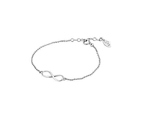 Lotus Silver - Pulsera de plata infinito - LP1224-2/2