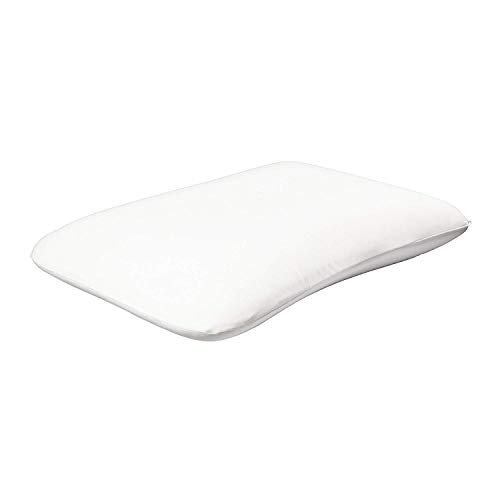 The White Willow Confortable Visco Mémoire Mousse Lit Oreiller Lumière Poids Doux Coussin Pour En train de dormir 15\