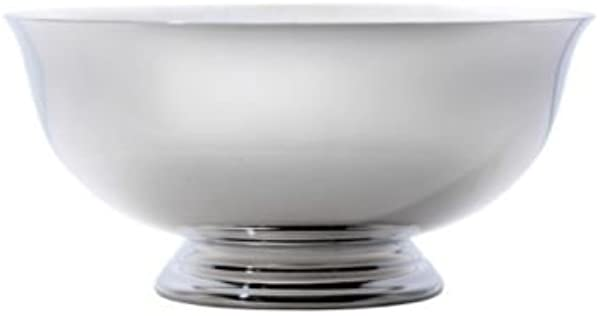 Reed Barton Paul Revere 6 1 2 Inch Silver Plated Bowl
