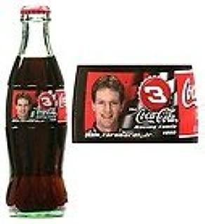 1999 Youthful Looking Dale Earnhardt Jr #3 Coca Cola Full Unopened Bottle 8 Oz