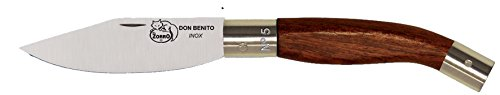 Imex El Zorro 51216-i – Couteau Pointe, Couleur Marron, 6 cm