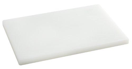 Metaltex -  Tabla de cocina, Polietileno, Blanco, 29 x 20 x 1,5 cm