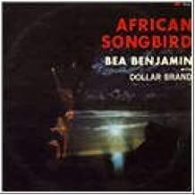 bea benjamin african songbird