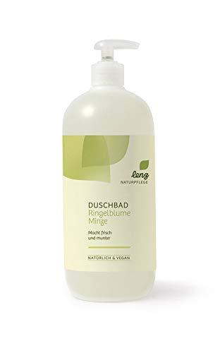 Lenz Naturpflege Duschbad Ringelblume Minze - 950ml