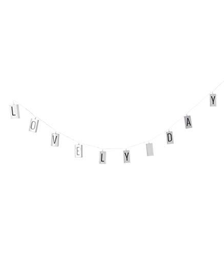 Atmosphera - Guirlande Lumineuse à Lettres - 10 LED