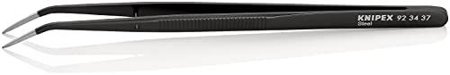 KNIPEX Universalpinzette (155 mm) 92 34 37, Schwarz