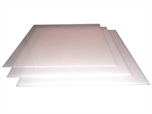 2-5mm Plexiglas Milchglas weiß Acrylglas Zuschnitt 300x200x2mm