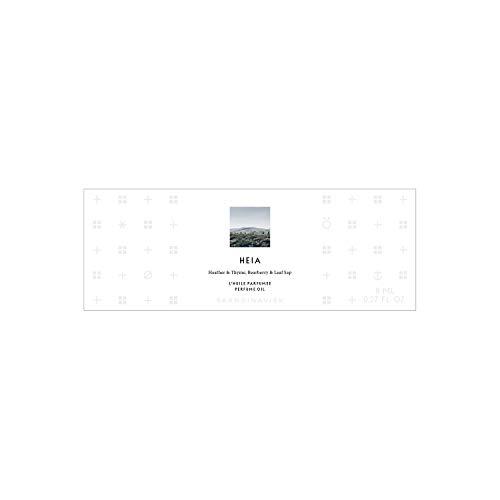 スカンジナビスク(SKANDINAVISK)『エスケープコレクションパフュームオイルHEIA』