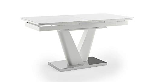 Urban Ladder Caribu 6 to 8 Extendable Dining Table