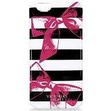 Victoria's Secret Carcasa rígida flexible para iPhone 6, diseño de lazo y rayas
