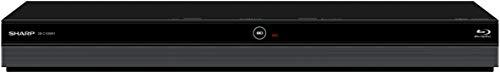 シャープ 1TB 2番組同時録画 AQUOS ブルーレイ レコーダー 連続ドラマ自動録画 声でラクラク操作対応 無線LAN内蔵 2B-C10BW1