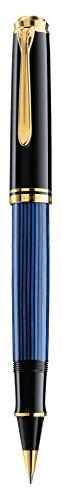 Pelikan Premium R800 Stylo roller Noir/Bleu