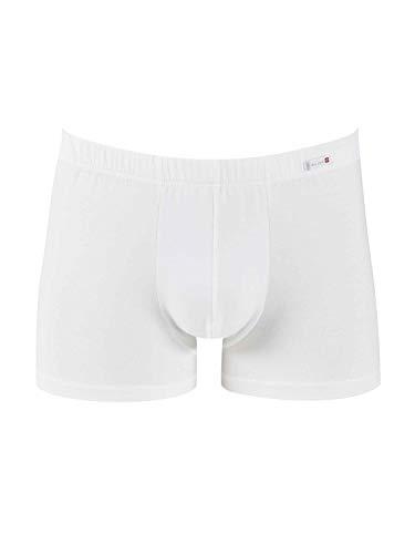 Calida Herren Evolution New Boxer shorts Boxershorts, Weiß, 52-54